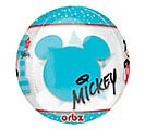 "16""PKG HBD ORBZ MICKEY 1ST BIRTHDAY 3rd Alternate Image"
