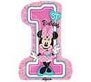 "28""PKG HBD MINNIE 1ST BIRTHDAY"