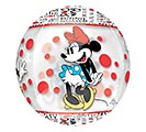 "16""PKG CHA MINNIE MOUSE ORBZ 2nd Alternate Image"