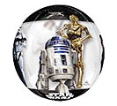 "16""PKG CHA STAR WARS CLASSIC ORBZ 2nd Alternate Image"