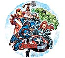 """9""""INFLATED AVENGERS"""