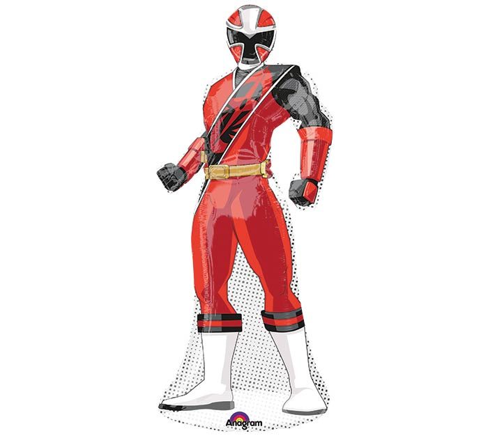 "42""PKG CHA POWER RANGERS NINJA STEEL"
