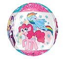 "16""PKG CHA MY LITTLE PONY ORBZ"