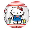 "16""PKG CHA HELLO KITTY ORBZ"