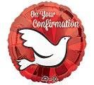"""17""""PKG REL CONFIRMATION DOVE"""