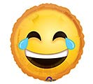 "9""INFLATED LAUGHING EMOTICON"
