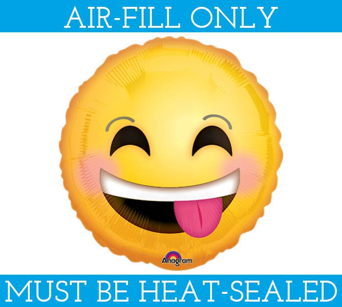 "9""FLAT SMI SMILING EMOTICON"