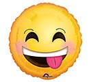 "9""INFLATED SMILING EMOTICON"