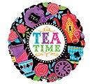 """17""""PKG MAD TEA PARTY TEA TIME"""