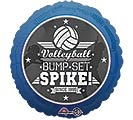 "17""PKG SPO VOLLEYBALL BUMP SET SPIKE"