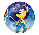 "16""PKG ORBZ DC SUPERHERO GIRLS"