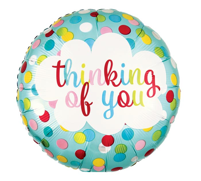 "17""PKG THINKING OF YOU DOTS"