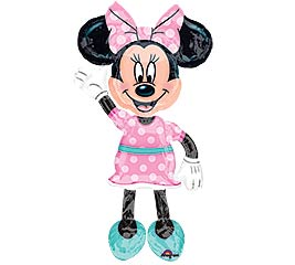 "54""PKG CHA MINNIE MOUSE AIRWALKER"