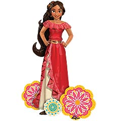 "54""PKG CHA ELENA OF AVALOR AIRWALKER"
