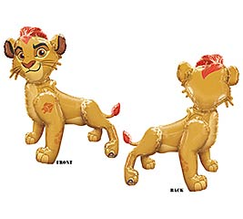 "48""PKG CHA LION GUARD AIRWALKER"