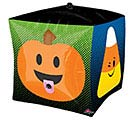 "15""PKG HAL CUBEZ HALLOWEEN EMOTICONS 1st Alternate Image"