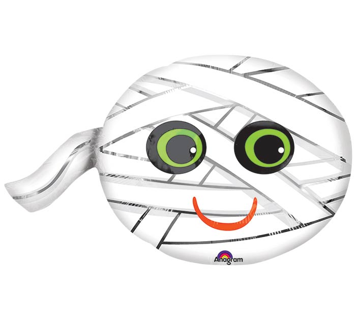 "19""HAL HAPPY MUMMY JUNIOR SHAPE"