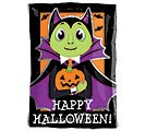 "17""HAL DRACULA  PUMPKIN JUNIOR SHAPE"