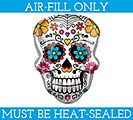 "14""FLAT SUGAR SKULL MINI SHAPE"