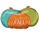 "29""PKG HELLO FALL PUMPKINS"