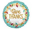 """17""""FAL GIVE THANKS"""