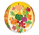 "16""PKG ORBZ THANKSGIVING HARVEST 1st Alternate Image"