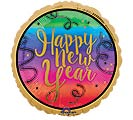 "17""HNY COLORFUL NEW YEAR"