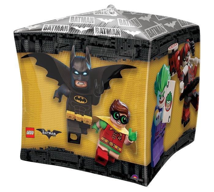 """15""""PKG CHA CUBEZ LEGO BATMAN"""