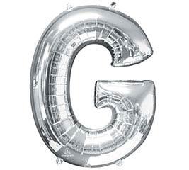 "32""PKG SHA LETTER G SILVER"