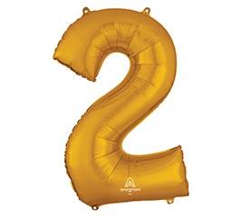 """33""""PKG SHA NUMBER 2 GOLD"""
