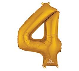 """36""""PKG SHA NUMBER 4 GOLD"""
