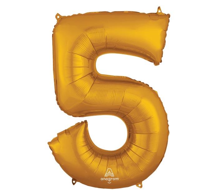 """33""""PKG SHA NUMBER 5 GOLD"""