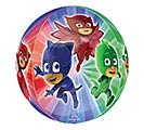 "16""PKG ORBZ PJ MASKS CLEAR FILM"