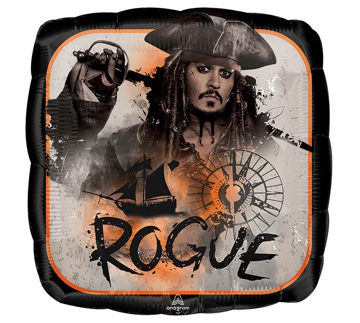 "17""PKG CHA PIRATES OF THE CARIBBEAN"