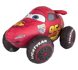 """41""""PKG CHA CARS 3 AIRWALKER"""