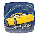 "17""PKG CHA CARS CRUZ 1st Alternate Image"