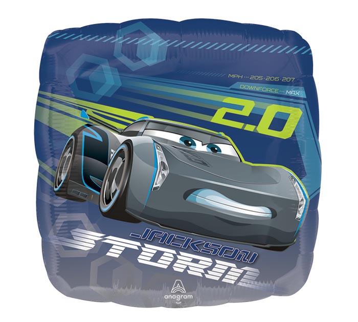 """17""""PKG CHA CARS CRUZ"""