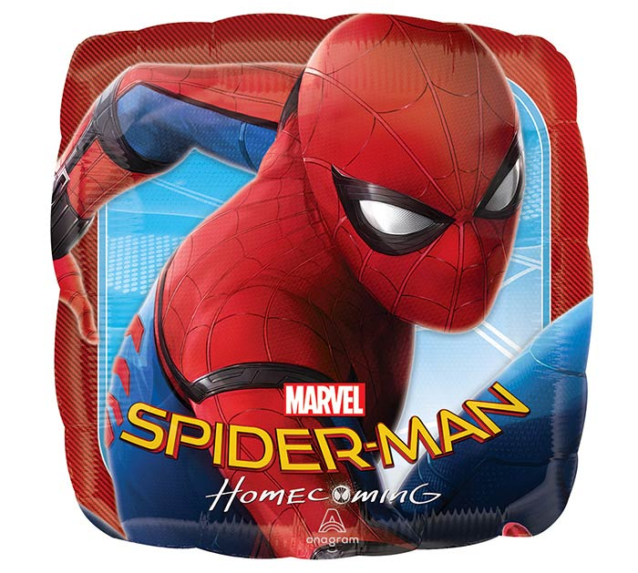 "17""PKG CHA SPIDER-MAN HOMECOMING"