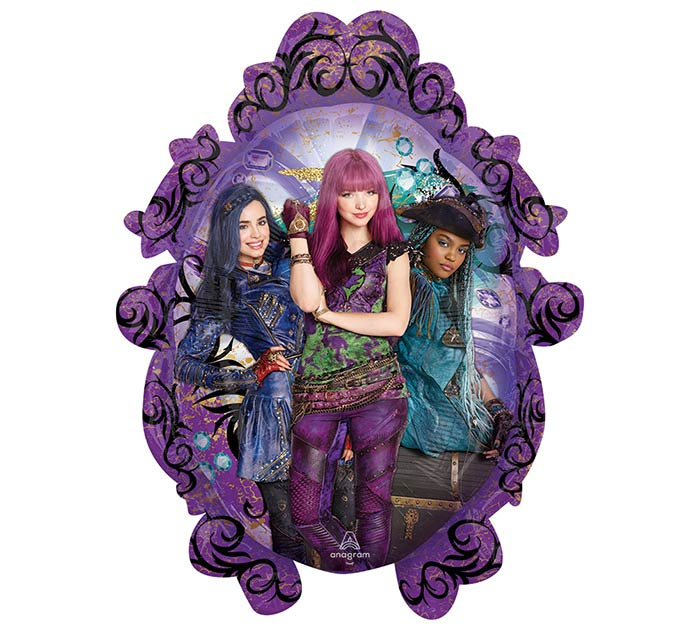 "31""PKG CHA DESCENDANTS 2"