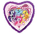 "32""PKG CHA DOO-DADS MY LITTLE PONY GROUP"