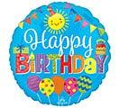 """17""""PKG HBD BIRTHDAY KID PARTY"""