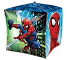 "15""PKG CHA CUBEZ SPIDER-MAN 2nd Alternate Image"