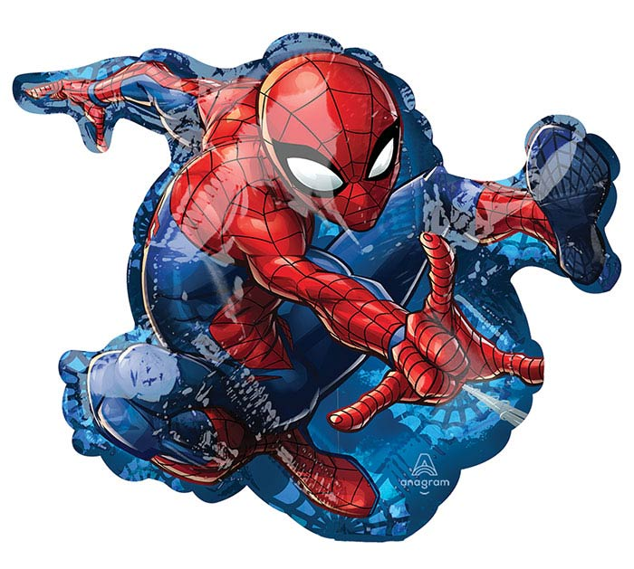 """10""""INFLATED CHA SPIDER-MAN"""