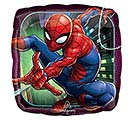 "17""PKG CHA SPIDER-MAN ANIMATED SQUARE"
