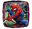 """9""""INFLATED SPIDER-MAN ANIMATED"""