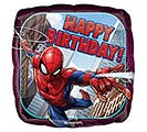 "17""PKG HBD SPIDER-MAN BIRTHDAY"