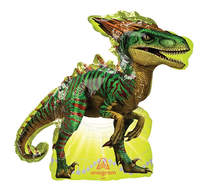 "10""INFLATED CHA JURASSIC WORLD"