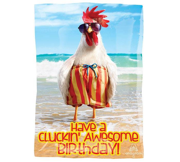 "17""PKG HBD AVANTI AWESOME BIRTHDAY"