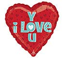 """17"""" I LOVE YOU TYPE"""