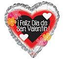 "17""SPA SAN VALENTIN FLOWERS"